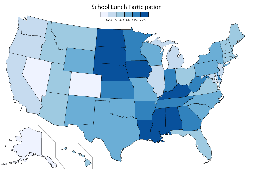 is the national school lunch program The national school lunch program (nslp) is a federally assisted meal program  operating in more than 94,000 public and nonprofit private schools and.